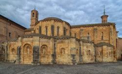 ábsides, monasterio de fitero