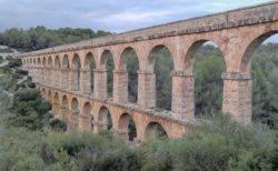 acueducto romano tarragona