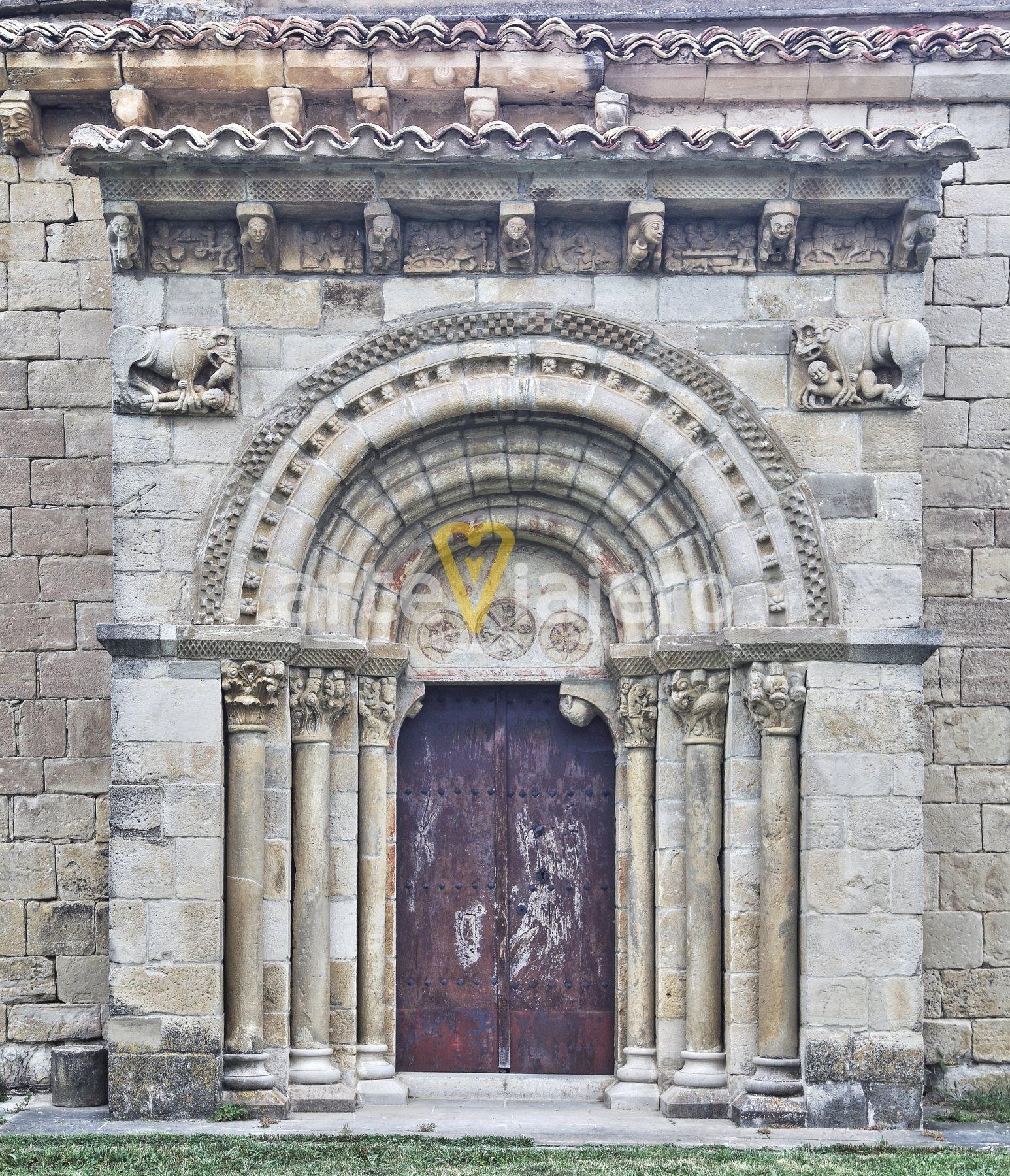 iglesia de artáiz