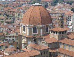 cúpula de la basílica de san lorenzo