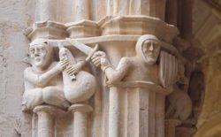 capiteles de santes creus