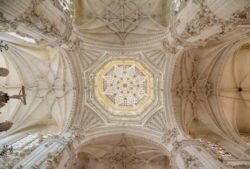 cimborrio de la catedral de burgos