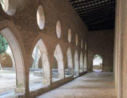 claustro posterior santes creus