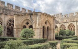 templete del claustro de santes creus