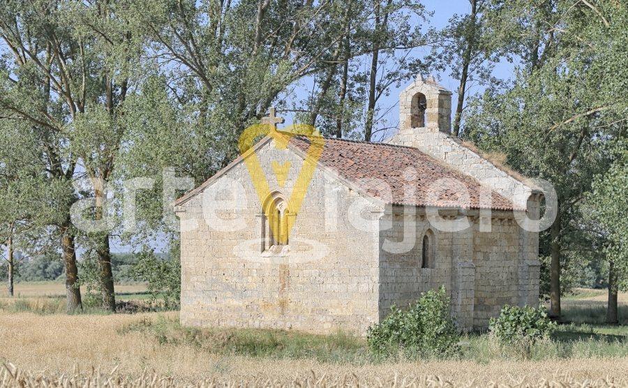 ermita de san miguel, población de campos