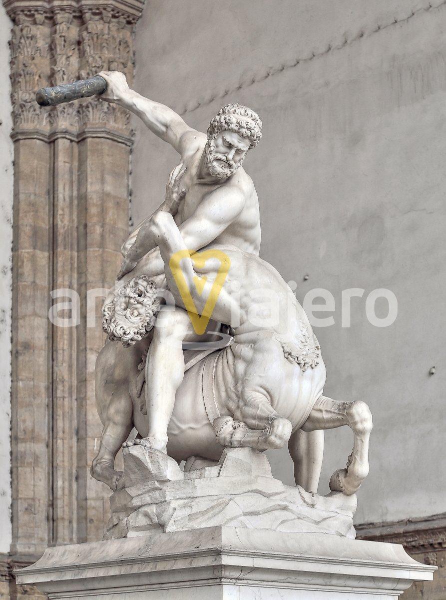 hércules y el centauro neso