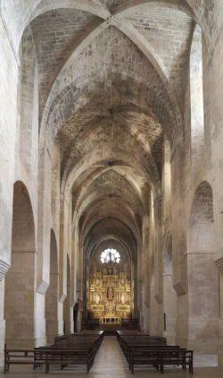 iglesia de santes creus