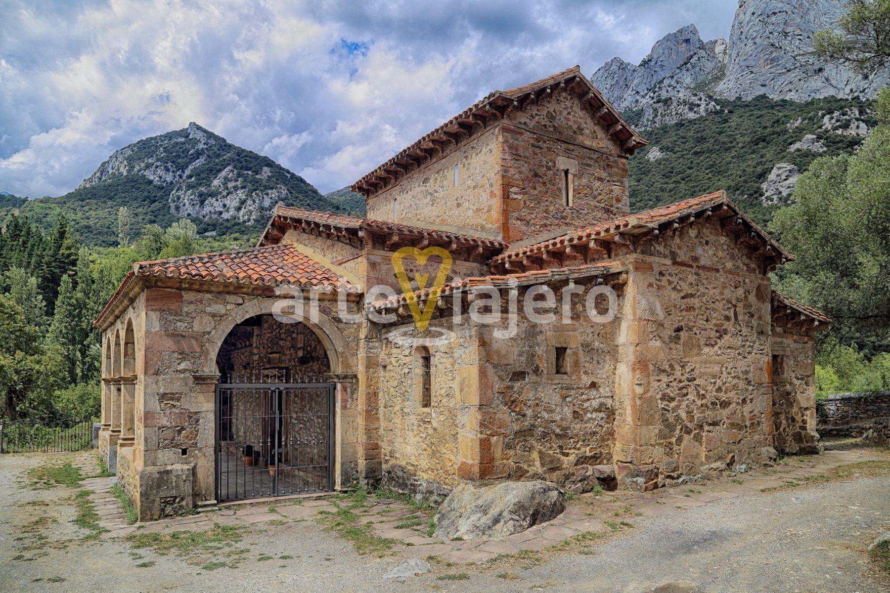 iglesia mozárabe