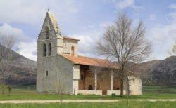 iglesias del románico palentino