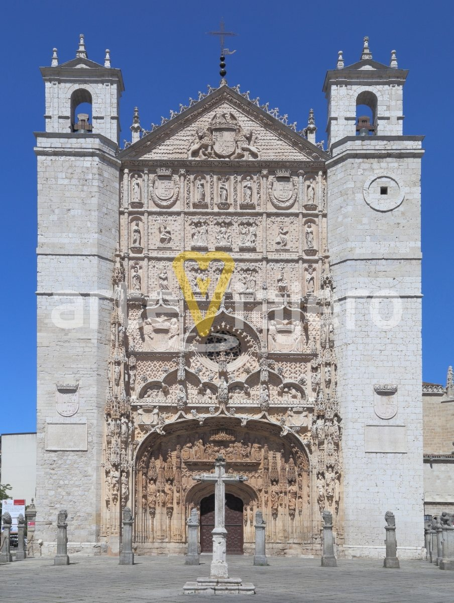 iglesia de san pablo valladolid