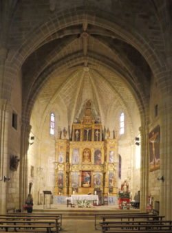 iglesia de garrovillas