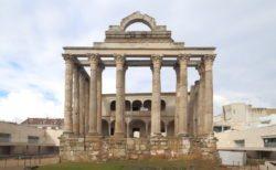 templos romanos en españa