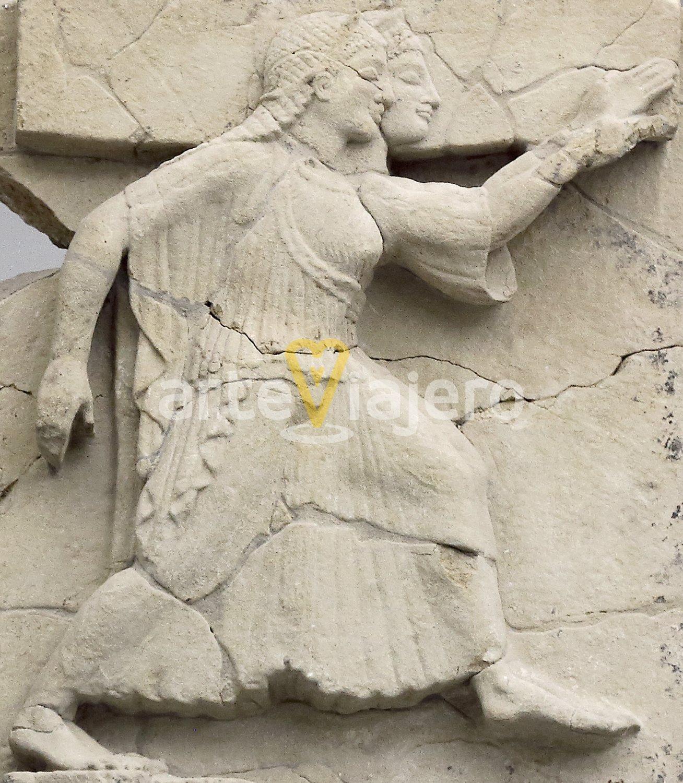 metopa del templo de hera