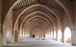 dormitorio del monasterio