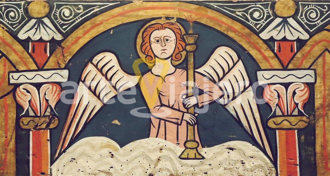 pintura gótico mudéjar