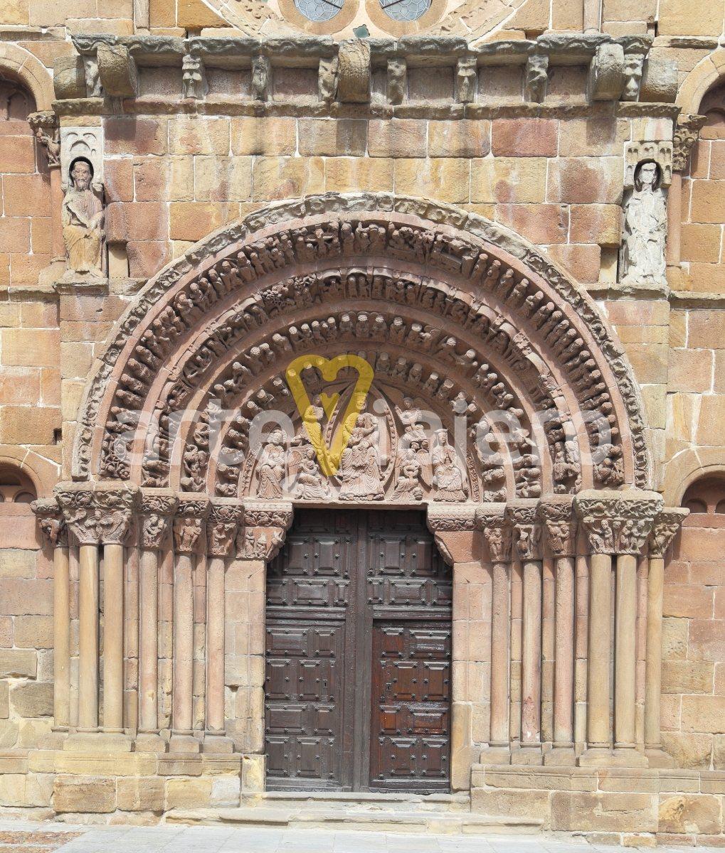 portada de la iglesia de santo domingo