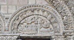 basílica de san vicente, portada del maestro fruchel
