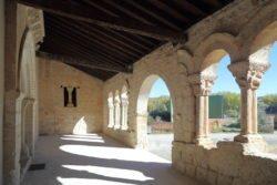 románico porticado