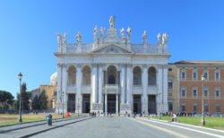 catedral de roma, san juan de letrán