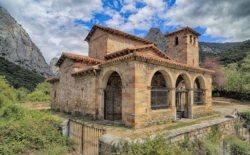 iglesia de santa maría de lebeña