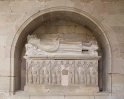 sepulcro santes creus
