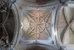 cimborrio de la catedral de tui