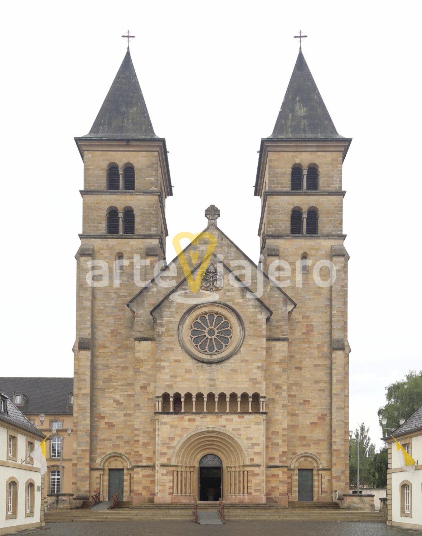 basílica de san willibrord echternach
