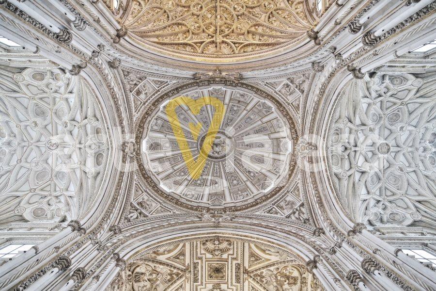 cúpula de la catedral de córdoba