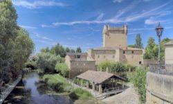 cuzcurrita de río tirón, castillo de cuzcurrita