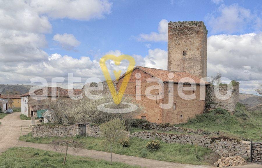 castillo de rebolledo de la torre