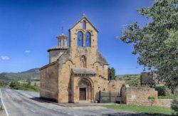 ermita de cataláin, navarra, valdorba