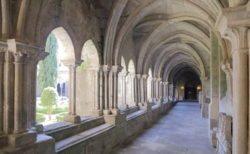 claustro de la catedral de tui