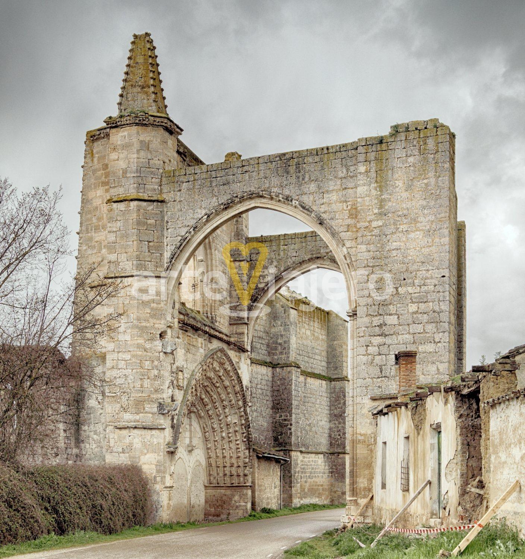 convento de san antón, castrojeriz