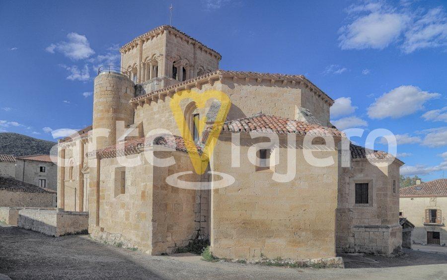 iglesia de el almiñé, burgos