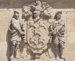 escudo heráldico úbeda