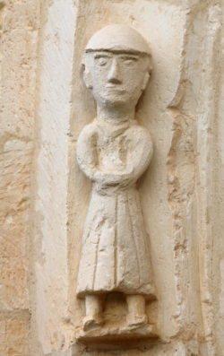 clérigo arquivolta