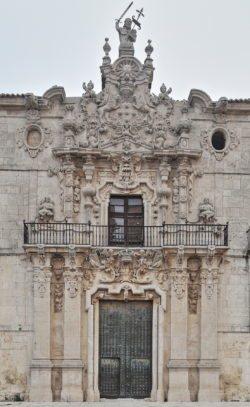 Fachada Monasterio de Uclés