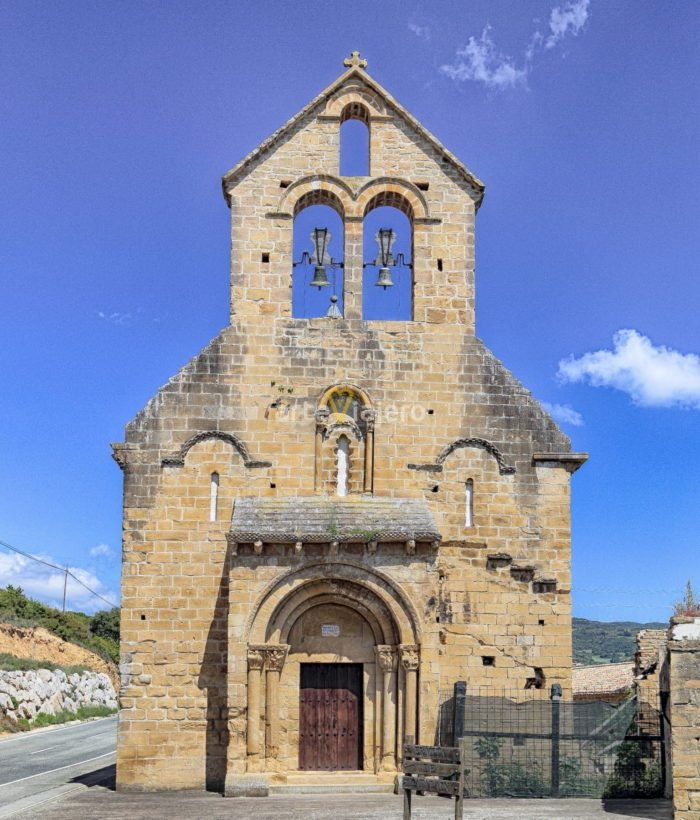 espadaña ermita de cataláin