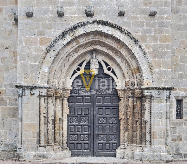 iglesia de la oliva de villaviciosa