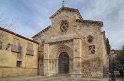 iglesia de san felipe brihuega