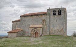 iglesia de san martín de matalbaniega