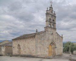 iglesia de san salvador de sarria
