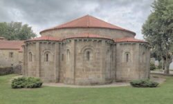 románico galicia