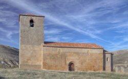 iglesia de santa maría de caracena
