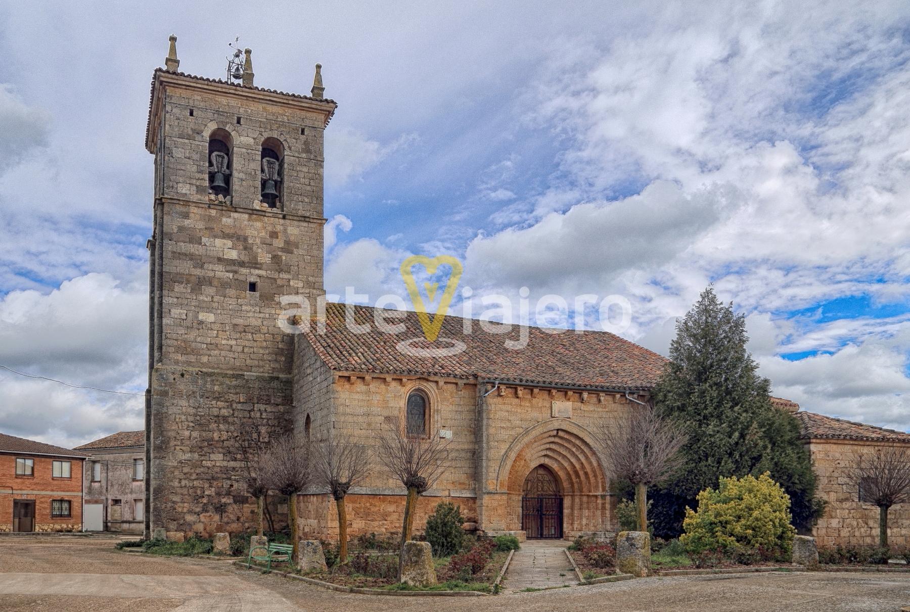 iglesia de villamayor de treviño
