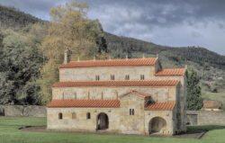 san salvador de valdediós asturias