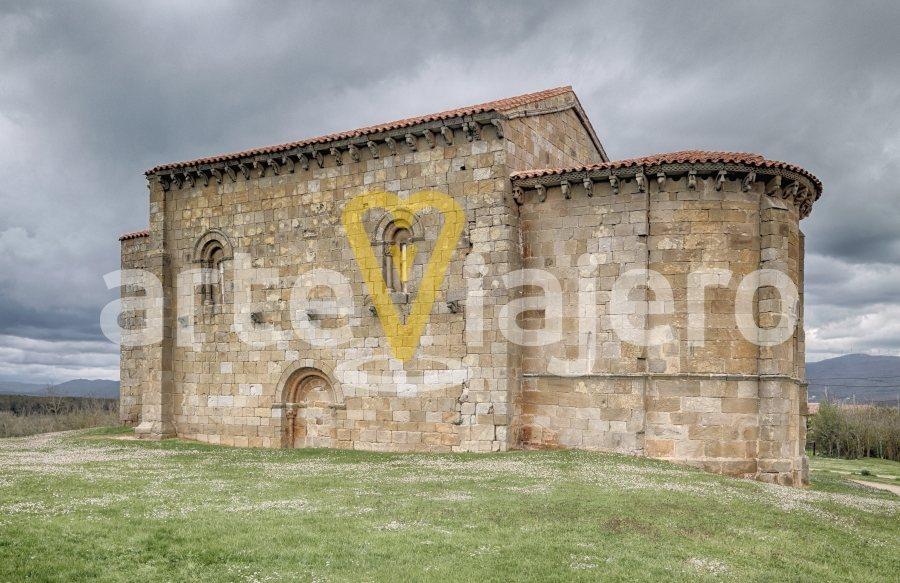 iglesia de matalbaniega