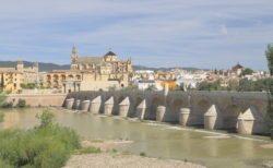 mezquita de córdoba y puente romano