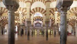 columas mezquita de córdoba