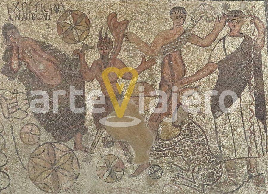 mosaico de annibonius